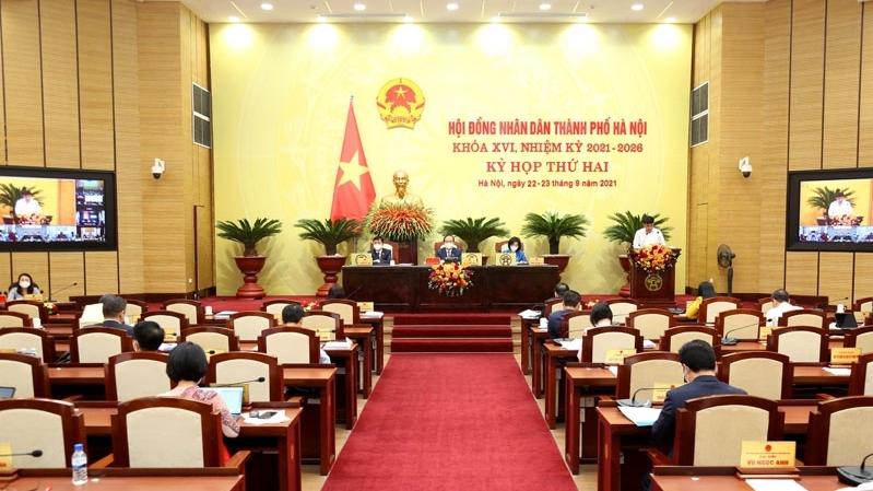 Trình HĐND TP Hà Nội thông qua danh mục 623 dự án thu hồi, chuyển đổi mục đích sử dụng đất