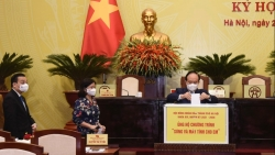 """Đại biểu HĐND TP Hà Nội ủng hộ chương trình """"Sóng và máy tính cho em"""""""