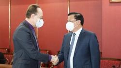 Thúc đẩy mối quan hệ hợp tác giữa Hà Nội với các địa phương của Liên bang Nga