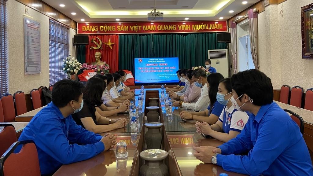 Nhiều giải pháp nâng cao chất lượng công tác cán bộ Đoàn Thủ đô