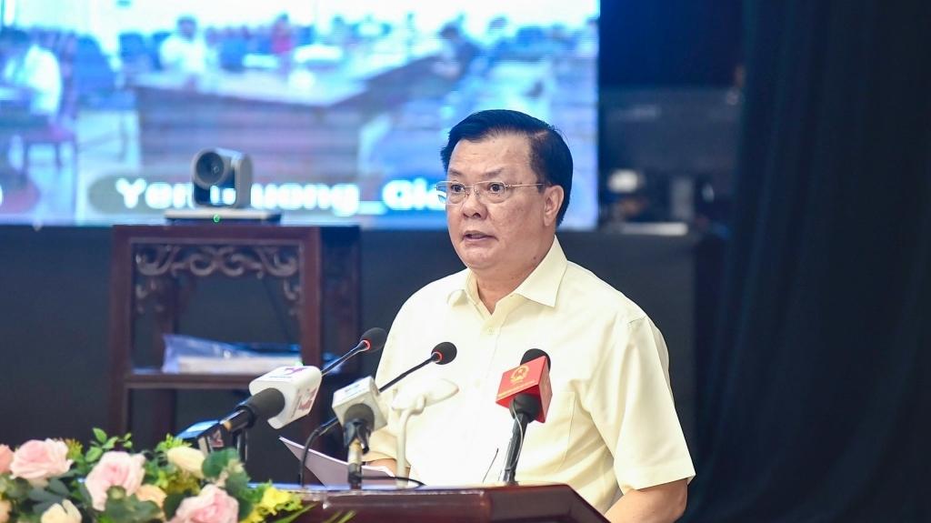 Hà Nội sẽ khởi công một số dự án cải tạo chung cư cũ ngay trong năm 2022