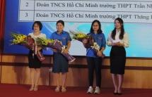 Hội đồng Đội quận Hai Bà Trưng nhận Bằng khen của Trung ương Đoàn