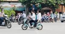 Hà Nội thí điểm đầu tư hệ thống xe đạp điện chia sẻ người dùng