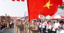 Hà Nội tái hiện những ngày tháng 10 lịch sử của mùa thu năm 1954