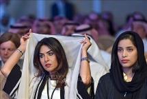 saudi arabia cho phep phu nu gia nhap cac luc luong vu trang
