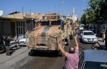Thổ Nhĩ Kỳ tấn công người Kurd: Giao tranh gây nhiều thương vong