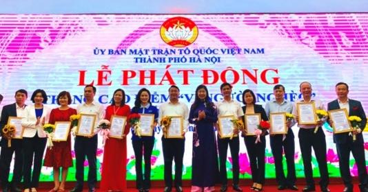phat dong thang cao diem vi nguoi ngheo nam 2019
