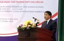 Hà Nội xem xét mở rộng chương trình đào tạo song bằng vào năm học 2020-2021