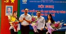 Trung tâm Dịch vụ việc làm và Hỗ trợ Thanh niên Hà Nội có tân giám đốc