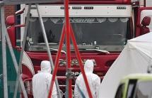 Cảnh sát Anh: Chưa xác nhận việc có người Việt Nam trong xe container