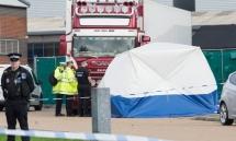 39 thi thể trong container ở Anh: Tiết lộ thủ đoạn của bọn buôn người