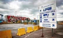 Hành trình của container trước khi xảy ra thảm kịch