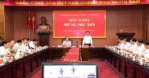 Hà Nội – Thái Bình: Đẩy mạnh hợp tác, tạo động lực phát triển