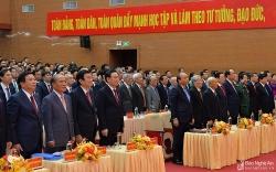 Chính thức khai mạc Đại hội đại biểu Đảng bộ tỉnh Nghệ An lần thứ XIX, nhiệm kỳ 2020 - 2025