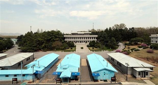 Hàn Quốc sắp nối lại chương trình du lịch làng đình chiến Panmunjom