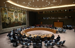 Hội đồng Bảo an Liên hợp quốc phê chuẩn thỏa thuận ngừng bắn Libya