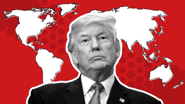Bầu cử Mỹ: Trump bị đẩy vào thế nguy hiểm ở các bang chiến trường
