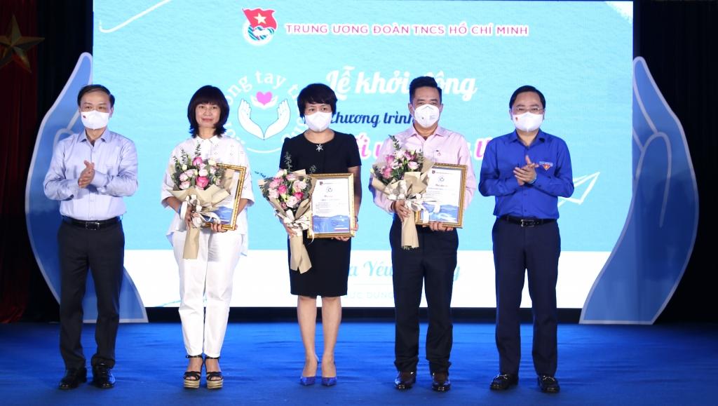 Đồng chí Nguyễn Anh Tuấn - Ủy viên BCH Trung ương Đảng, Bí thư Thứ nhất Ban Chấp hành Trung ương Đoàn