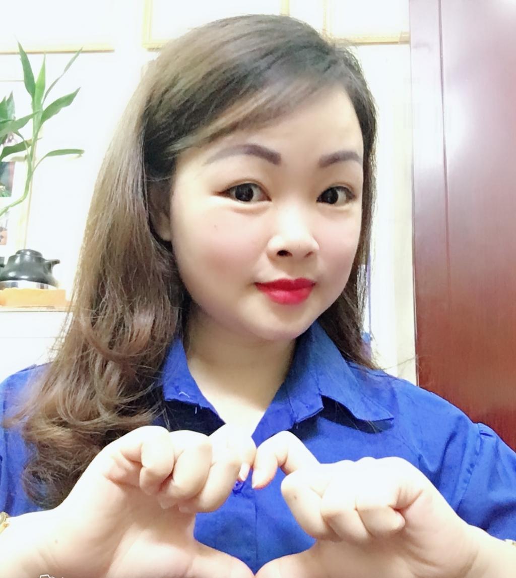 Chị Phan Thị Hồng Nhung