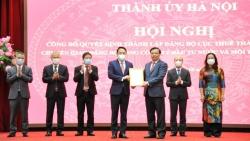 Nâng cấp Đảng bộ Cục Thuế thành Đảng bộ cấp trên cơ sở trực thuộc Thành ủy Hà Nội