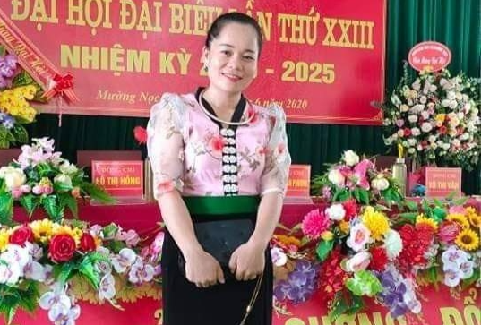 Chị Lô Thị Hà