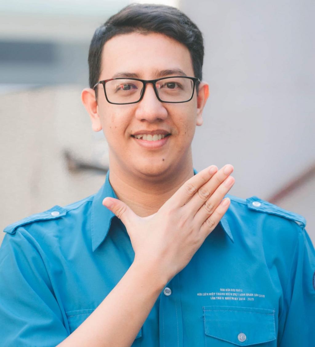Anh Phan Lê Huy Hoàng