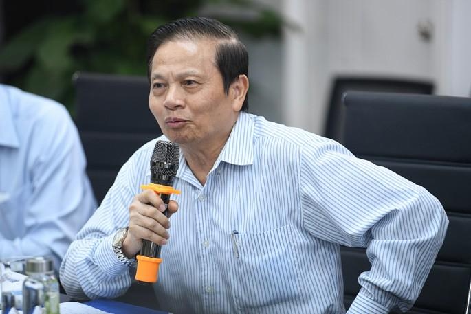 TS Lê Doãn Hợp, nguyên Bộ trưởng Bộ Thông tin và Truyền thông.