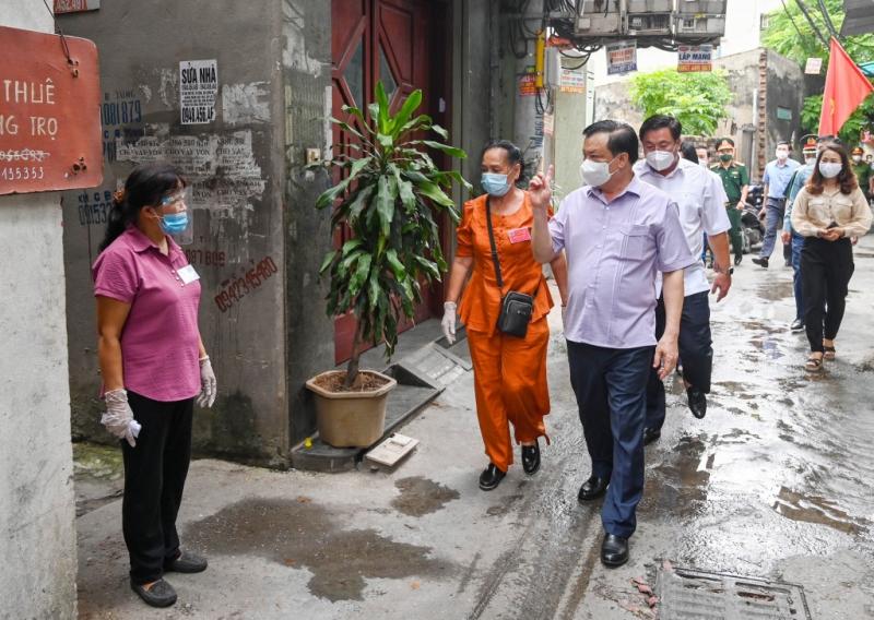 Hà Nội ban hành chỉ thị nâng cao hiệu quả công tác dân vận của các cơ quan Nhà nước