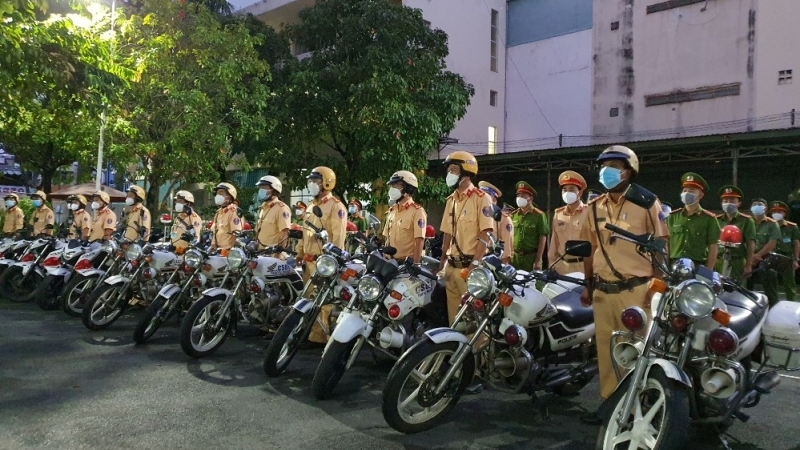 Hà Nội tăng cường sự lãnh đạo của Đảng đối với công tác phòng, chống tội phạm
