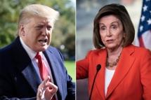 """Giữa """"tâm bão"""" luận tội, Trump chỉ trích Chủ tịch Hạ viện """"mất trí"""""""