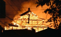 Nhật quyên góp hơn 2 triệu USD xây lại lâu đài cháy