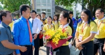 200 nhà báo trẻ, thanh niên Việt Nam, Campuchia tham gia ngày hội giao lưu