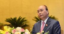 Chiều nay (8/11), Thủ tướng Nguyễn Xuân Phúc trả lời chất vấn Quốc hội