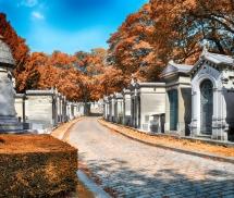 Vẻ đẹp của các nghĩa trang cổ khắp thế giới