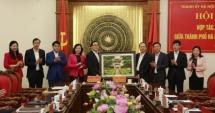 Hà Nội – Thanh Hóa: Xác định 12 nội dung thúc đẩy hợp tác, phát triển