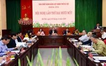 Khai mạc Hội nghị lần thứ 21 Ban Chấp hành Đảng bộ TP Hà Nội khóa XVI
