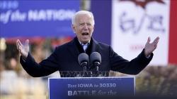 Tổng thống Trump và ứng cử viên đảng Dân chủ Joe Biden tăng tốc đua nước rút