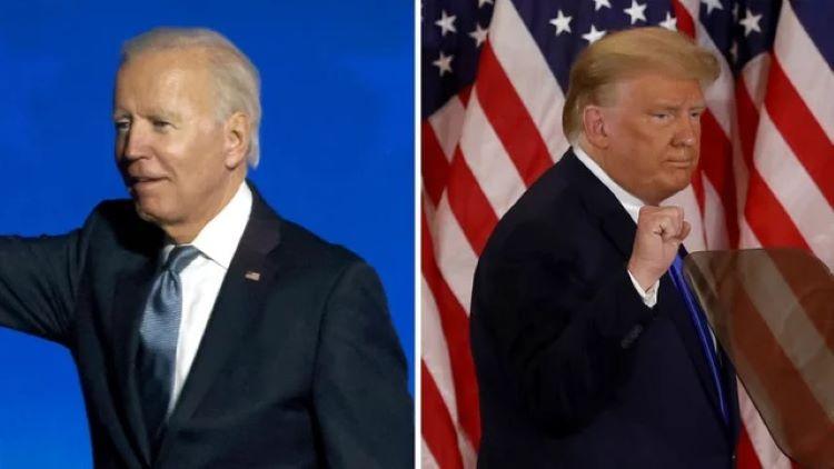 Ông Trump và Biden nỗ lực vận động gây quỹ cho cuộc chiến pháp lý sau bầu cử