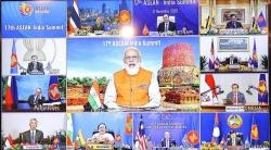Ấn Độ và ASEAN nỗ lực thúc đẩy thương mại