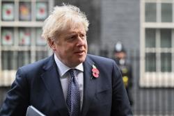 Thủ tướng Anh Boris Johnson lại cách ly vì COVID-19