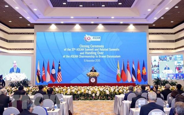 Việt Nam gây ấn tượng trên cương vị Chủ tịch luân phiên ASEAN