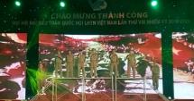 Rực rỡ sắc màu chào mừng thành công Đại hội Hội LHTN Việt Nam lần thứ VIII