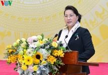 Chủ tịch Quốc hội: Tập trung chăm lo cho các gia đình chính sách, người nghèo dịp Tết Nguyên đán