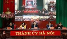 Hà Nội triển khai nhiệm vụ phục vụ nhân dân đón Tết