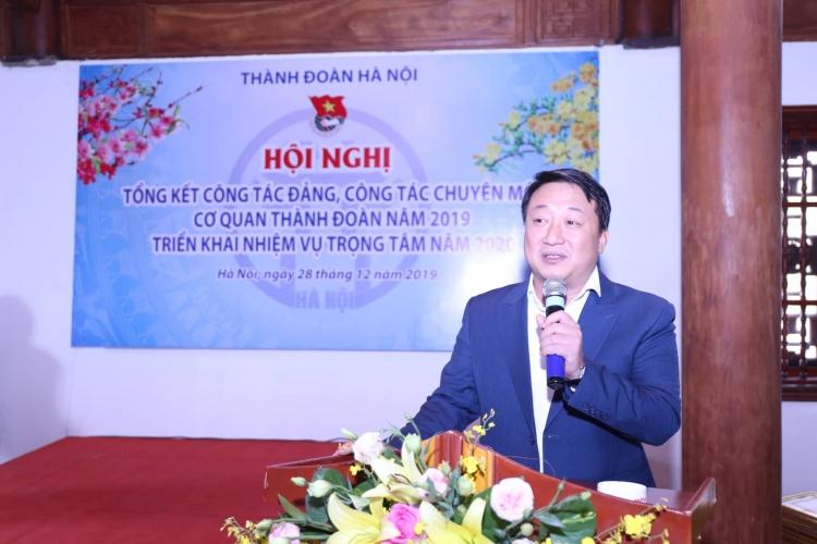 tong ket cong tac dang cong tac chuyen mon co quan thanh doan nam 2019 trien khai nhiem vu trong tam nam 2020