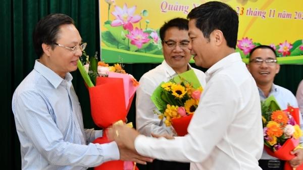 PVN cùng BSR và PVGAS hỗ trợ tỉnh Quảng Ngãi 2 tỷ đồng khắc phục thiệt hại do bão số 9