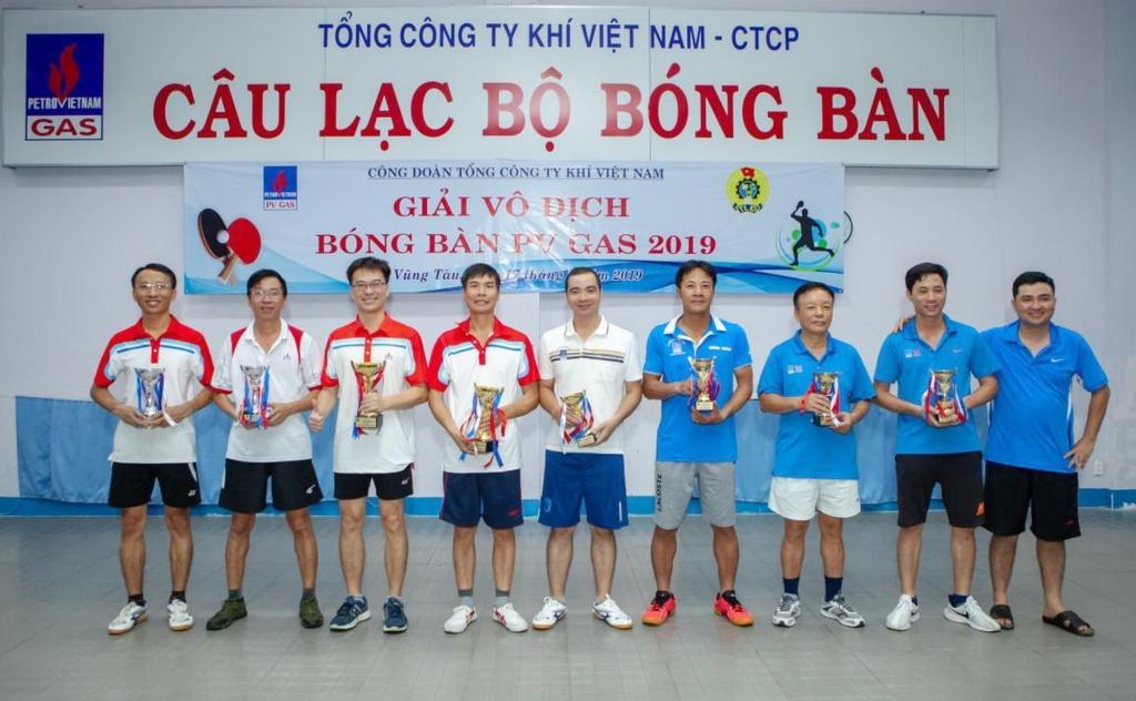 KVT luôn nhiệt tình tham gia và giành được nhiều giải thưởng tại các hội thao, hội thi của PV GAS và địa phương, ngành