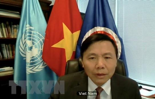 Khẳng định cam kết của Việt Nam trong duy trì hòa bình ở Trung Phi