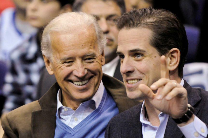 Mỹ đang ráo riết điều tra con trai Joe Biden và Trung Quốc