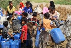 WHO: Thiếu nước sạch tại các cơ sở y tế làm tăng nguy cơ mắc COVID-19